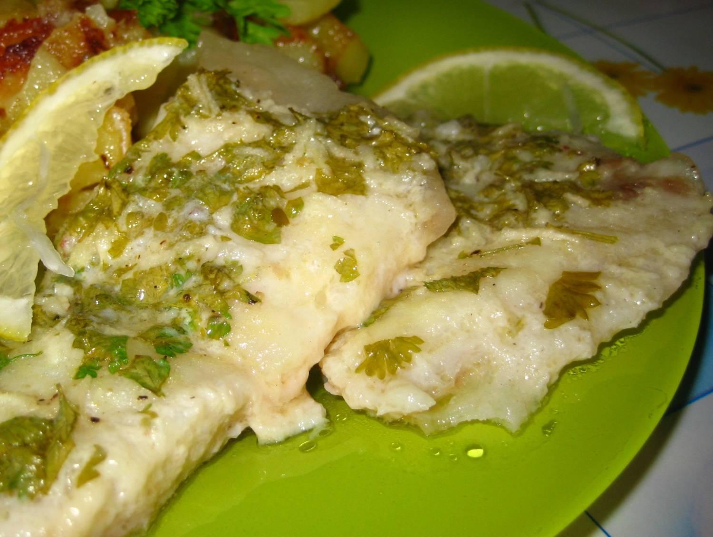 Блюда из пангасиуса рецепты