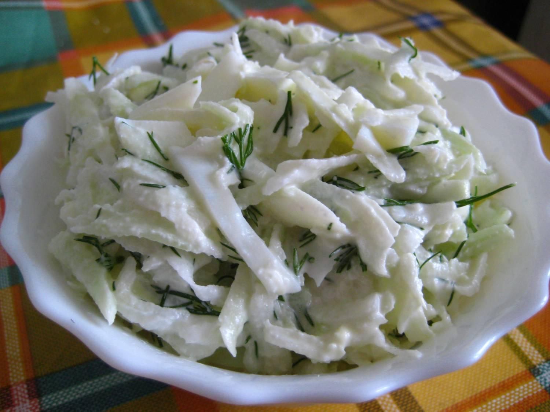 Рецепт салата березка пошагово